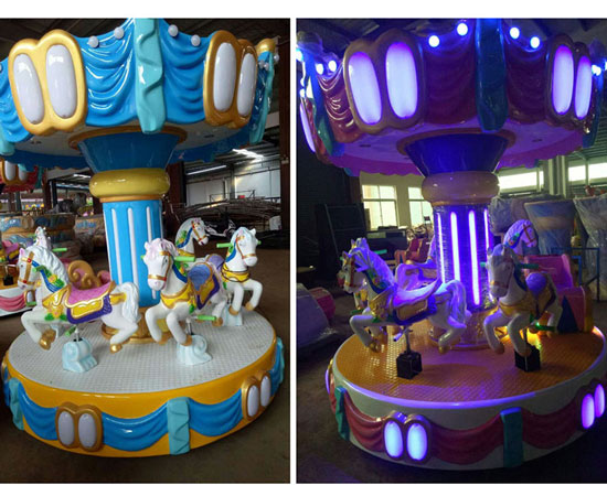 6 Seats Kiddie Rides Carousel For Sale In Philippines