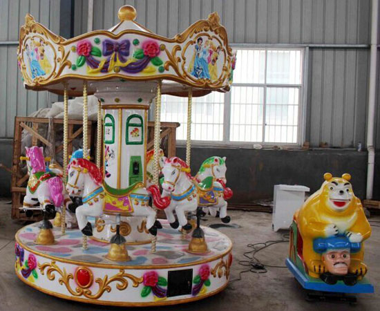 Kiddie Rides Carousel For Sale In Philippines